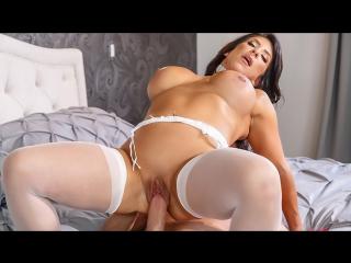 Raven Hart / My Slutty Stepmom's Wedding / Latina Stepmom Wife HD
