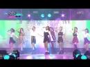LABOUM - Journey To Atlantis Shooting Love @ Music Bank Korea Sale Festa 160930