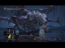 Dark Souls III Мидир против Большого Топора Драконоборца НГ без лечения
