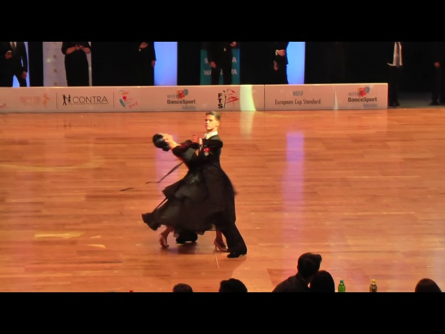 Madis Abel - Aleksandra Galkina | SF Tango | Polish Cup 2016