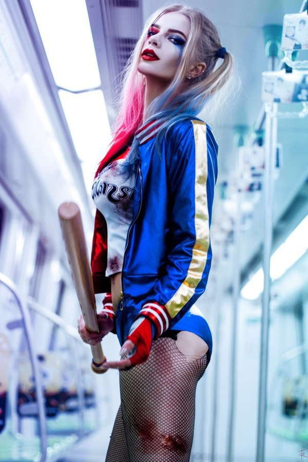 Care Cosplay Harley Quinn Story Palimas 1