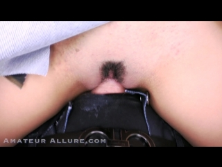 [amateurallure] athena amour aka lilly evans late for the party! [blowjob,pov,