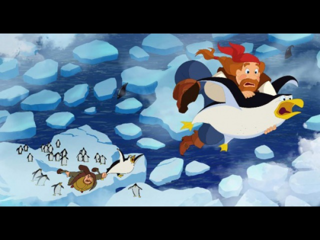 Видео к мультфильму Три богатыря и Морской царь