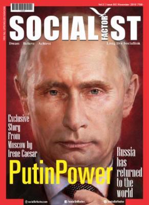 Socialist Factor - November 2016