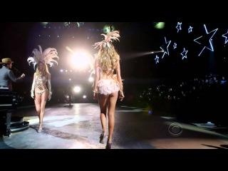 Bruno Mars - Young Girls (Victorias Secret Fashion Show 2012)