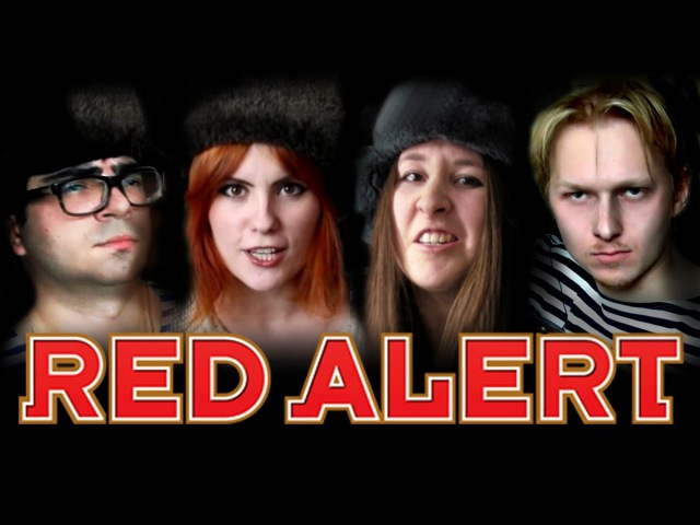 Red Alert 3 - Soviet March - TRUE EPIC RUSSIAN COVER