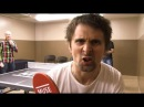 MUSE amp Ping Pong Backstage
