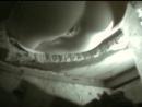скрытая камера в деревенском туалете