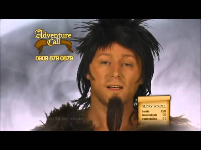 Limmy's Show Adventure Call Barry's Red Cola