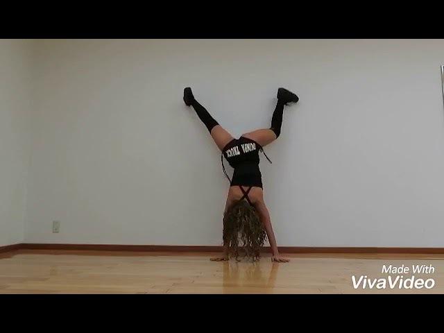 TURN Ganggoolie Kiss dancing by Remi Remi Japan