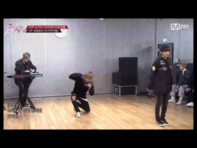 JYP vs YG Battle STRAY KIDS As If It's Your Last Stray Kids 7회 역대급 무대의 연속 JYP vs YG @ 보컬