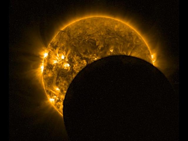 Солнечное затмение. Одно из чудес природы. Загадки Вселенной. Документальный фильм 19.08.2016