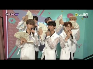 [170523] VIXX interview on the Show