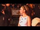 Звезды фильма «Голодные игры Сойка-пересмешница. Часть 1» на премьере в Лондоне ...