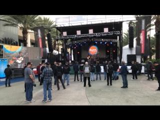 NAMM Show 2017  Live
