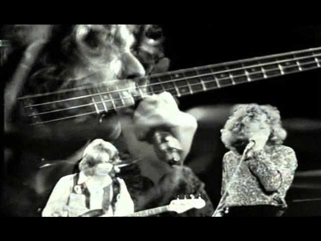 Led Zeppelin Baby I m gonna leave you 1969