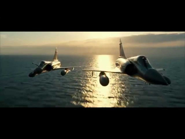 Epic Dogfight with Epic Music Two Steps From Hell SkyWorld Cinematic