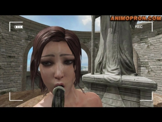 Sex horse, lara croft ep3