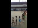 маленькие гимнастки
