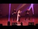 PRESSCAM Все выступления Минзи с Minzy X Myteen Joint Concert от K-Star HK 170908 VK