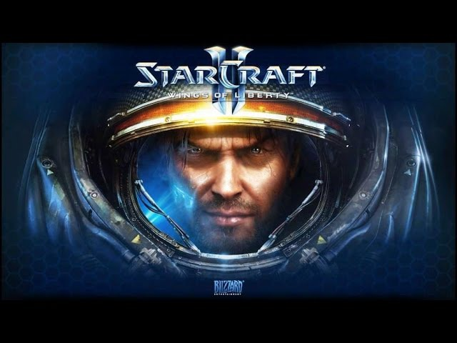 Фильм Starcraft 2 Wings of Liberty полный игрофильм весь сюжет 1080p