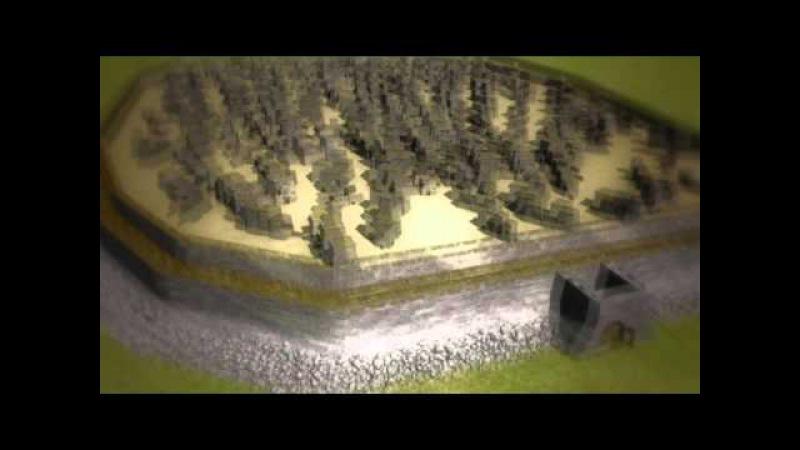Величайшие сражения древности 3 серия из 8 Иисус Навин Эпическая схватка 2009 720p x264