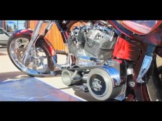 Danny trejo's machete bike (easyriders bike show 2012).mp4