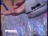 Тимофей Винковский Игра на бокалах в ПравДиво Шоу с Евой Бажен