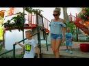 Киллер-Клоун атакует детей на пляжеScary Killer Clown Attacks Kids On The Beach