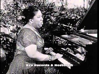 MARTHA DAVIS.Goodbye, Honey Goodbye. Live 1954 Performance from Rhythm & Blues Revue
