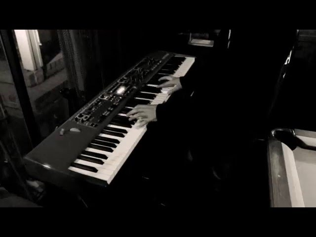 Sh Boom Life Could Be A Dream The Chords Piano Cover by David Kaylor