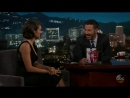 Nina Dobrev at Jimmy Kimmel Live September 14 2017