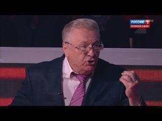 Жириновский ОТЖИГАЕТ у Соловьева! МОЧИТ ПРЯМО, БЕЗ СОПЛЕЙ!