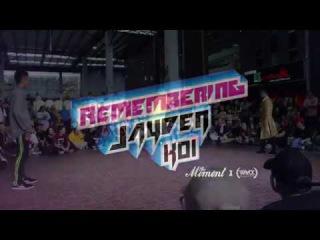 Denzel vs Black Jack Waacking 1on1 - WildCard Remembering Jayden Koi The Moment