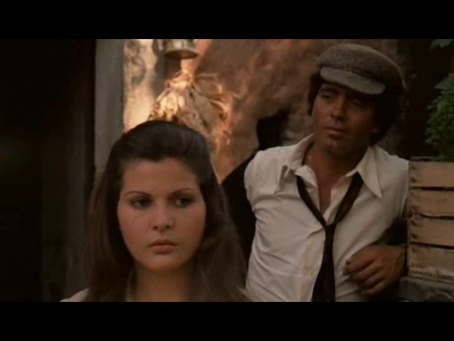The Godfather Michael Corleone and Apollonia