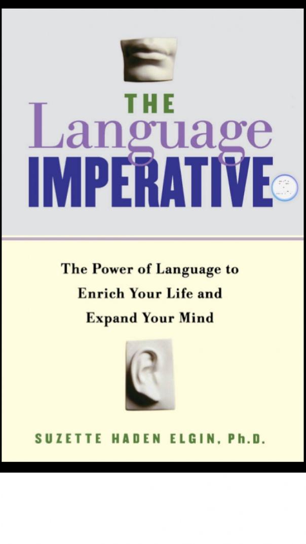 The Language Imperative