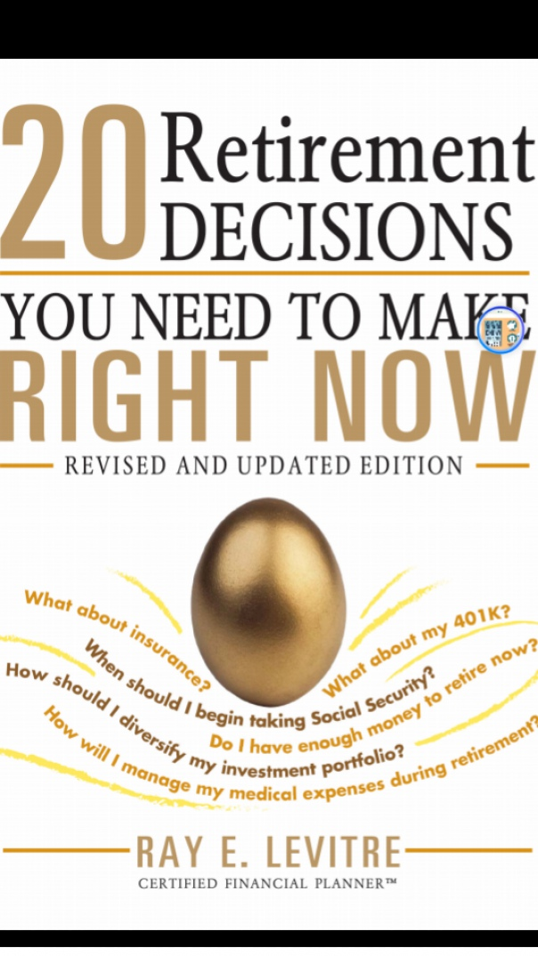 20 Retirement Decisions You Need to make