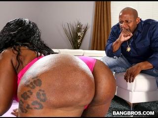 [brownbunnies] victoria cakes giant ebony booty () rq