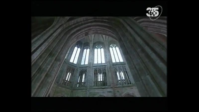 4 Достояние Франции Мон Сен Мишель