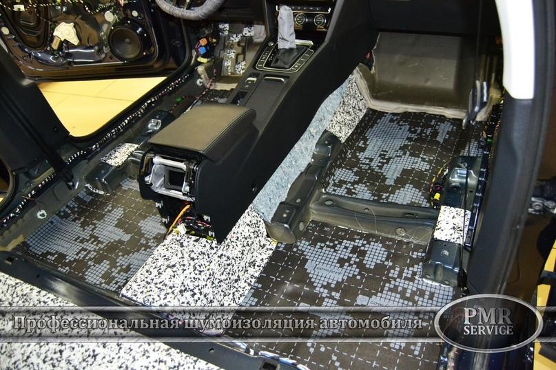 Шумоизоляция Volkswagen passat b8…, изображение №14