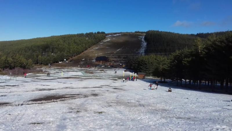 Puerto de la ragua ( sierra nevada )