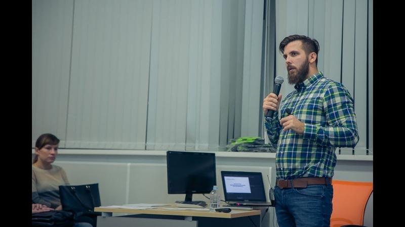 Кирилл Ветчинкин Практика использования NET Core на ОС Linux с применением автоматизации