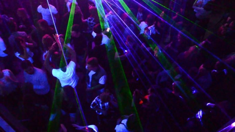 Лазерное шоу SpaceShow от Аллегро