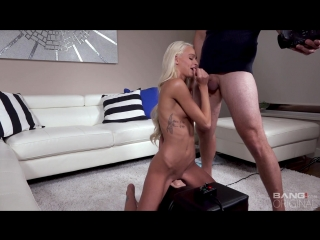Emma Hix Turns A Normal Day In The City Into Her First Ever Xxx Adventure [2018 г., All Sex, Casting, Toys, Blowjob]