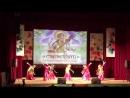 Индийский танец «Dhole baaje»