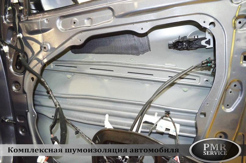 Шумоизоляция Hyundai Tucson, изображение №6