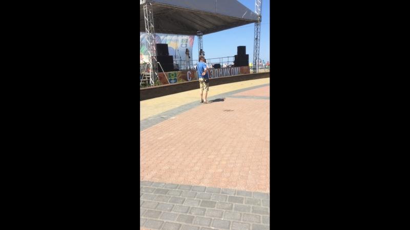 Владимир Байгузин — Live