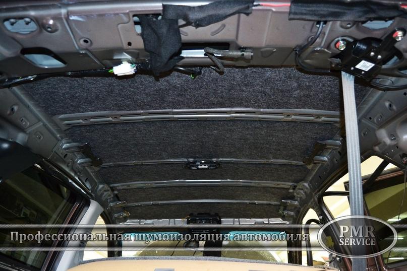 Комплексная шумоизоляция Hyundai ix 35, изображение №6