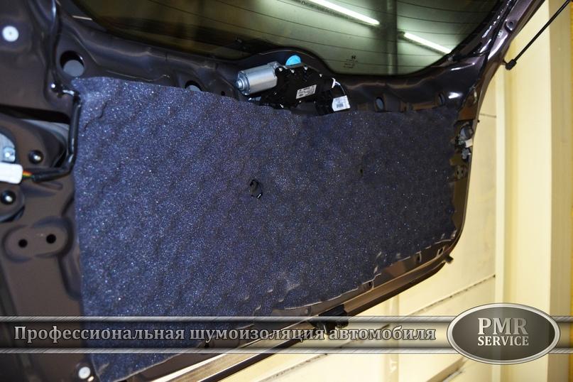 Комплексная шумоизоляция Hyundai ix 35, изображение №11
