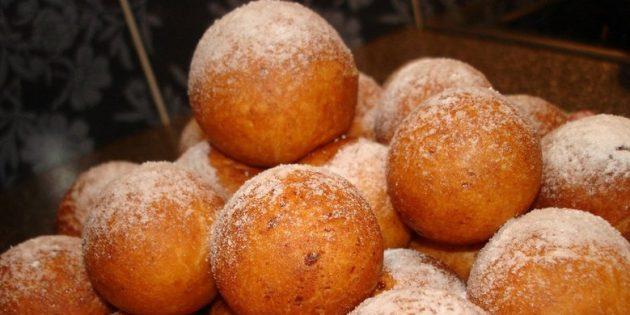 10 рецептов вкусных пышных пончиков с начинками и без, изображение №4